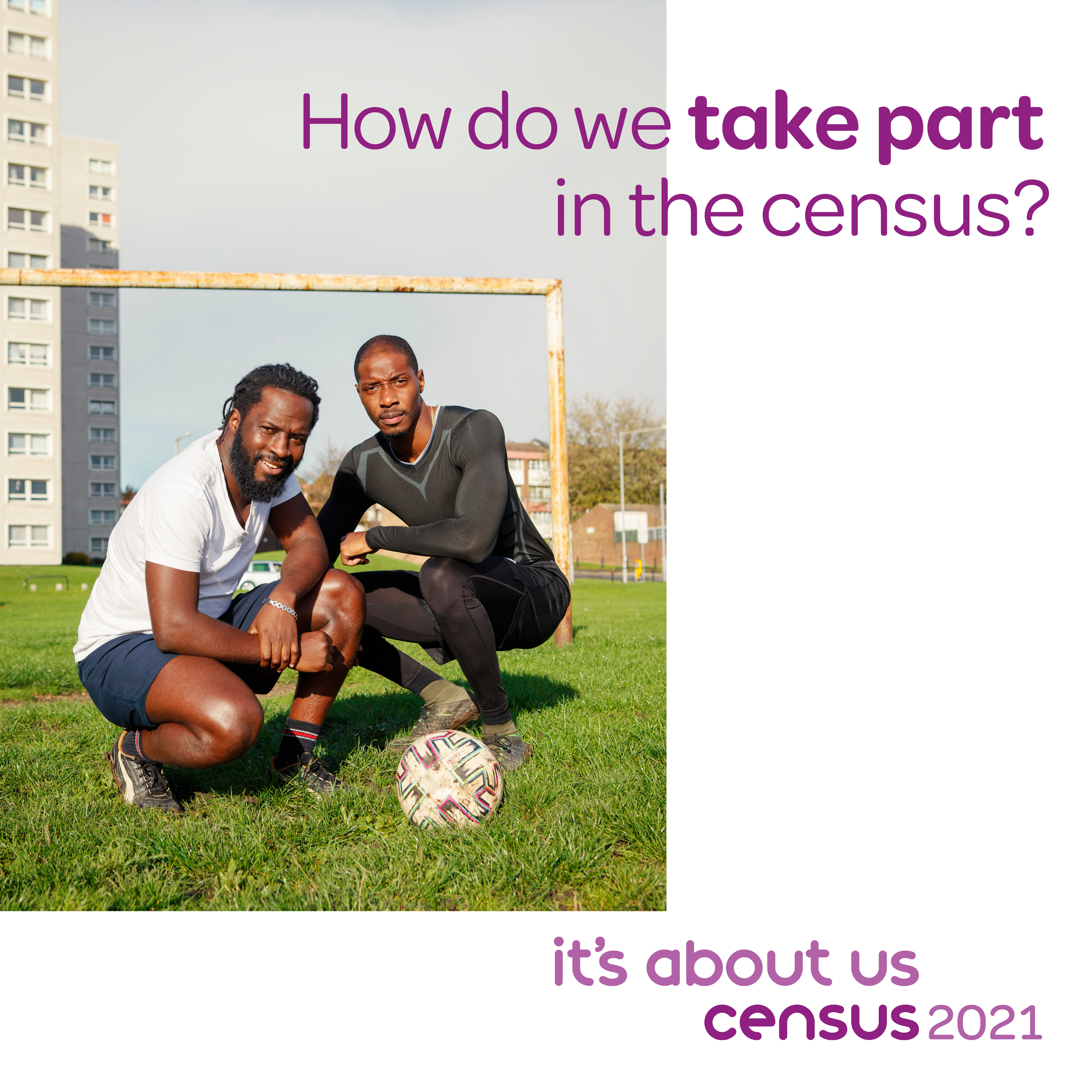 Age Connects Supporting UK Census 2021